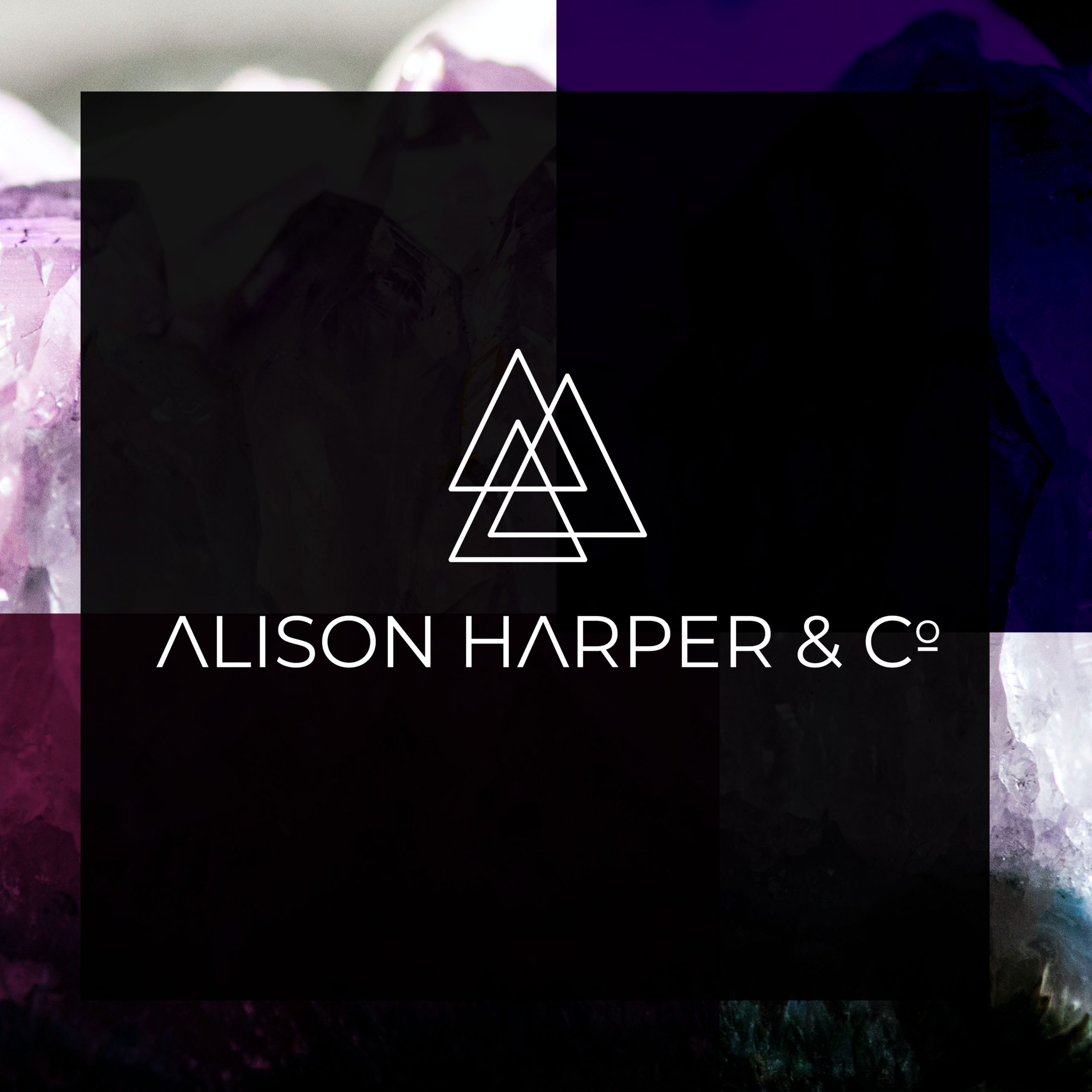 Design Opens Doors, rebrand Designed for Alison Harper & Company by C&V